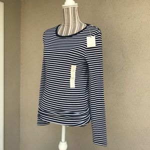 Tops - A New Day, stripped long sleeve top